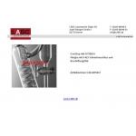 2 ml Step Vial SYSTEM II  Klarglas mit 9-425 Schraubverschluss und Beschriftungsfeld