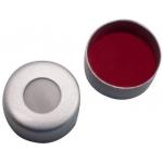 UltraClean Verschluss  11mm  Aluminium Bördelkappe, farblos l
