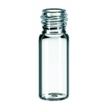 1,5ml Gewindeflasche, Gewinde 10-425, 32 x 11,6mm, Klarglas, 1