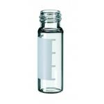 4ml Gewindeflasche, 45 x 14,7mm, Klarglas, 1. hydrolytische Kl