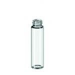 12ml Gewindeflasche, Gewinde 15-425, 66x18,5mm, Klarglas, 1. h