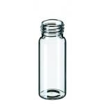 30ml Gewindeflasche, 72,5 x 27,5mm, Klarglas VPE= 100 Stück