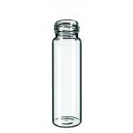 40ml Gewindeflasche, 95 x 27,5mm, Klarglas 1. hydrol. Klasse,