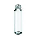 20ml Headspace-Flasche, 75,5 x 23mm, Klarglas, 1. hydrolytisch