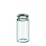 5ml Schnappdeckel-Flasche ND18, 40 x 20mm, Klarglas, 3. hydrol