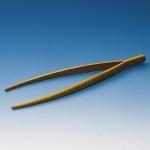 Pinzette, POM, glasfaserverstärkt        Länge 250 mm, runde Enden