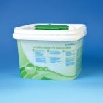 Spenderbox für Schülke WIPES 70, leer    für 70 Tücher, 230 x 280 mm