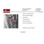 Apparatur zur Grenzprüfung  auf Arsen, nach DAB (10. Auflage)