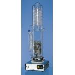 Auffangflasche f. MonoDest 3000 E u. N   5 l, Borosilikatglas, Hahn (PTFE-Küken)