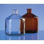 Bürettenflasche für Titrierapparate      2000 ml, Klarglas, Boro 3.3, NS 29/32