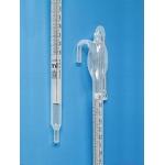 Ersatzbürette f.Titrierapp. Dr.Schilling 10 ml, SILBERBRAND, Schellbach, AR-Glas