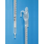 Ers.-Bürettenrohr f. Kompakt-Titrierapp. 50 ml, SILBERBRAND, AR-Glas