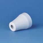 Adaptergehäuse PP f. macro-Pipettierh.   Gesamt-Länge 49 mm, grau
