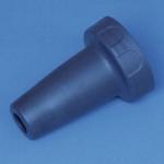 Adaptergehäuse, PP, für accu-jet pro     dunkelblau