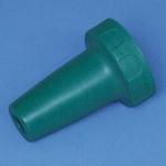 Adaptergehäuse, PP, für accu-jet pro     grün