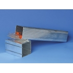 Pipettenbox Aluminium SI-Beschicht.innen für die Lagerung von Pipetten 315-385 mm