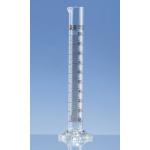 Messzyl. hohe F. BLAUBRAND-ETERNA A DE-M  100 ml: 1   ml, Boro 3.3