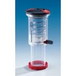 Betätigungseinheit für seripettor®       25 ml, PC, Hubfeder aus Federstahl