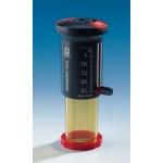 Betätigungseinheit für seripettor® pro    2 ml, PPO/PEI, mit Hastalloy-Feder