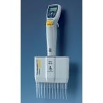 Transferpette® -12 electronic, 5-100 µl, mit Netzteil Europa (Kontinent) 230 V/50 Hz  5-100 µl