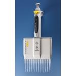 Mehrkanalpipette Transferpette® S-12  Typ Variabel  Modell M12-50  5 - 50 µl  DE-M gekennz.