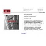 Entris® Analysenwaage Wägebereich: 200-Separationstec g Ablesbarkeit: 0,1 mg Justierung: Extern