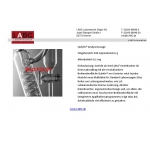 Quintix® Analysenwaage Wägebereich: 200-Separationstec g Ablesbarkeit: 0,1 mg Eichzulassung: Geeicht ab Werk (EU)