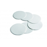 Qualitativ-technische Papiere, glatt/ Sorte 10 Maße 55 mm von Sartoruis 1 VPE = 50 Stück