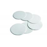 Qualitativ-technische Papiere, glatt/ Sorte 10 Maße 90 mm von Sartoruis 1 VPE = 50 Stück
